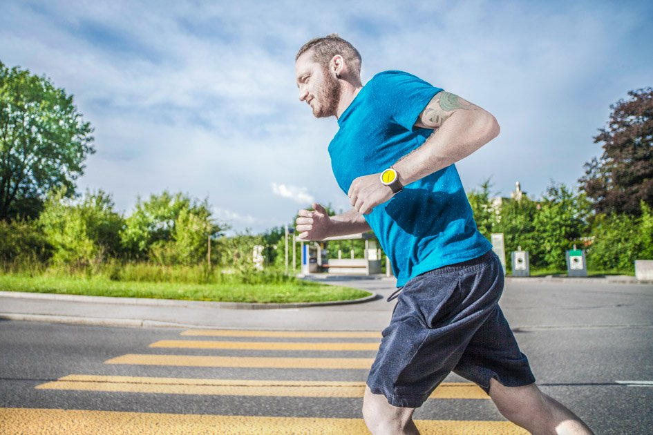 Programma per iniziare a correre